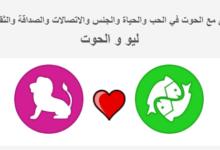 Photo of الأسد التوافق مع الحوت في الحب والحياة توافق برج الاسد مع برج الحوت