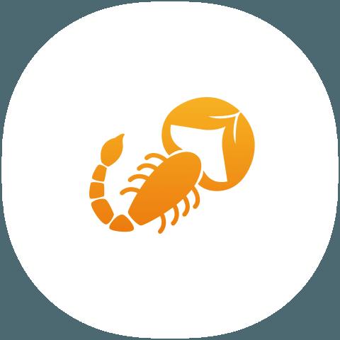 رمز برج العقرب – صور وتفسيرات لرمز وحاكم علامة برج  العقرب