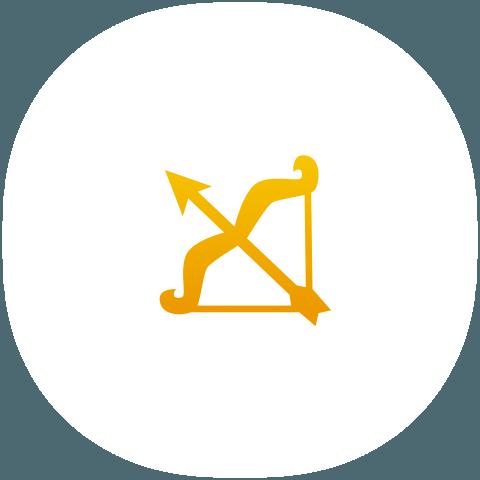 رمز برج القوس – صور وتفسيرات لرمز القوس معنى وحاكم علامة القوس