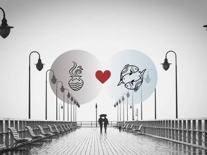 الدلو و الحوت التوافق برج الدلو والحوت في الحب والعلاقة والجنس