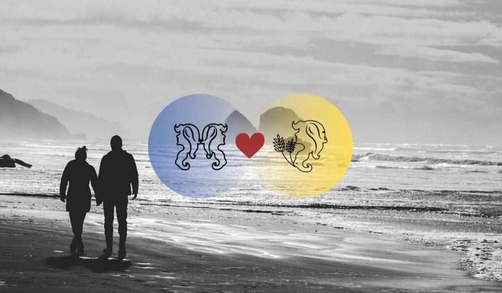 الجوزاء والعذراء في الحب والزواج والعلاقة والجنس