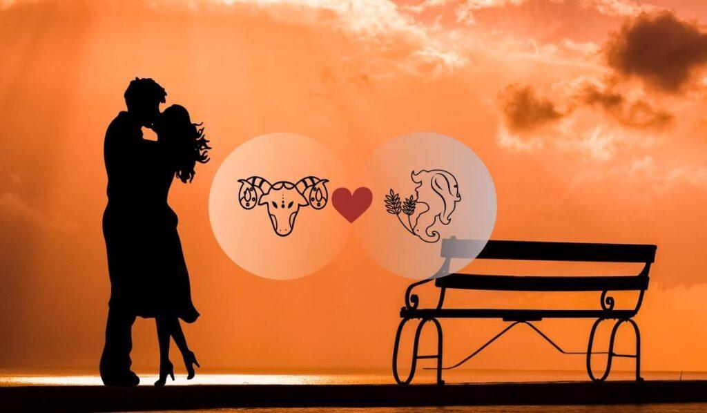 الحمل والعذراء التوافق في الحب والزواج والعلاقة والجنس