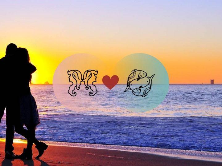 توافق برج الجوزاء والحوت في الحب والعلاقة والجنس