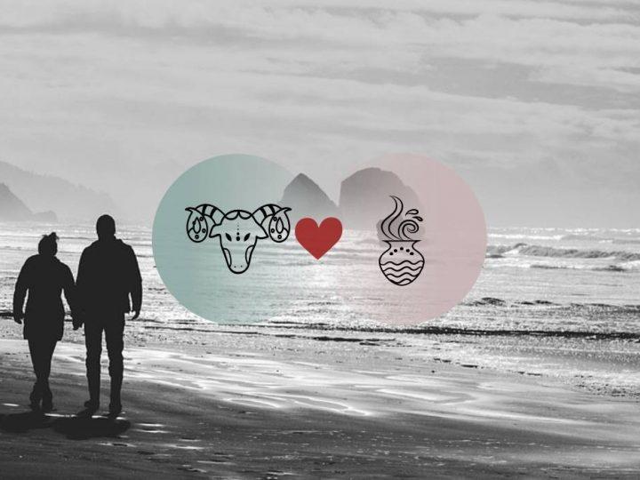 توافق برج الحمل مع برج الدلو في الحب والعلاقة والجنس والزواج