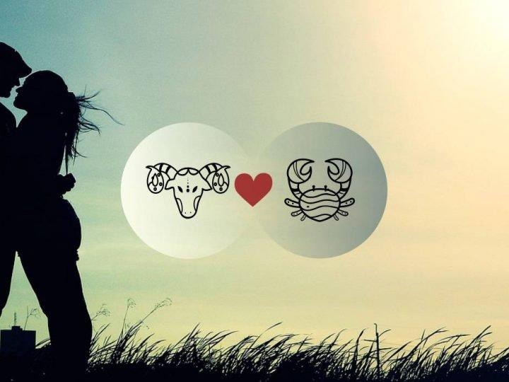 الحمل والسرطان التوافق في الحب والزواج والعلاقة والجنس