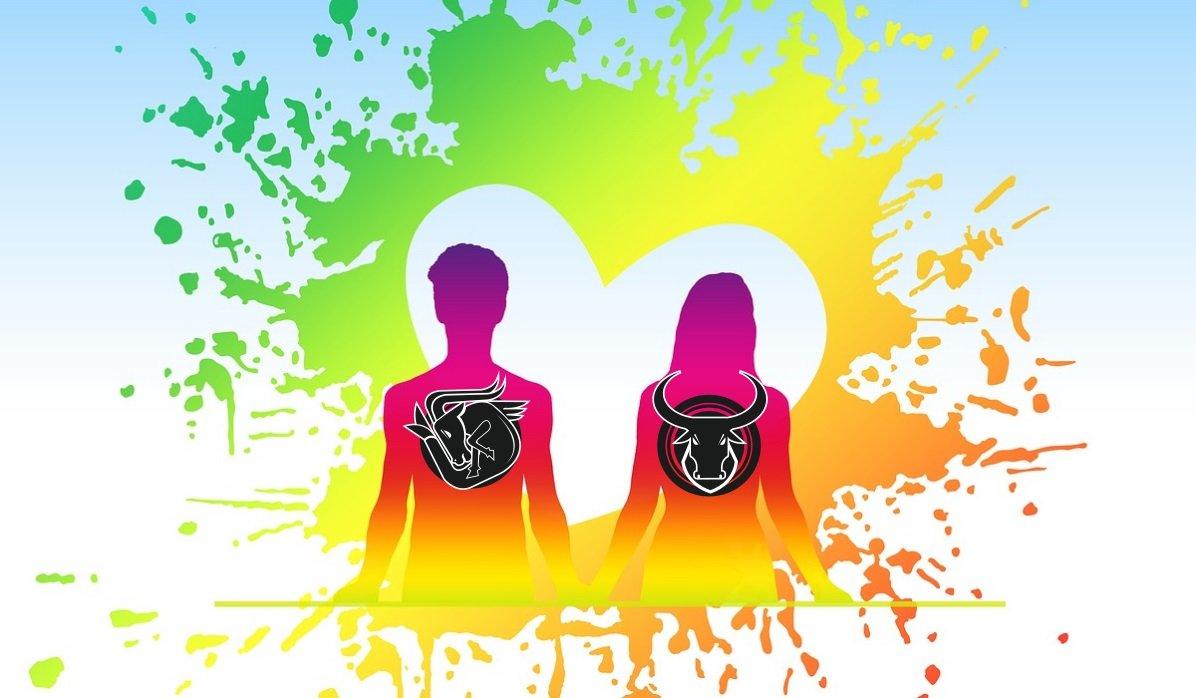 رجل الجدي والمرأة من برج الثورالتوافق طويل الأمد على المدى البعيد -ابراج الحب