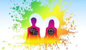 رجل الدلو والمرأة من برج الأسد التوافق طويل الأمد على المدى البعيد -ابراج الحب